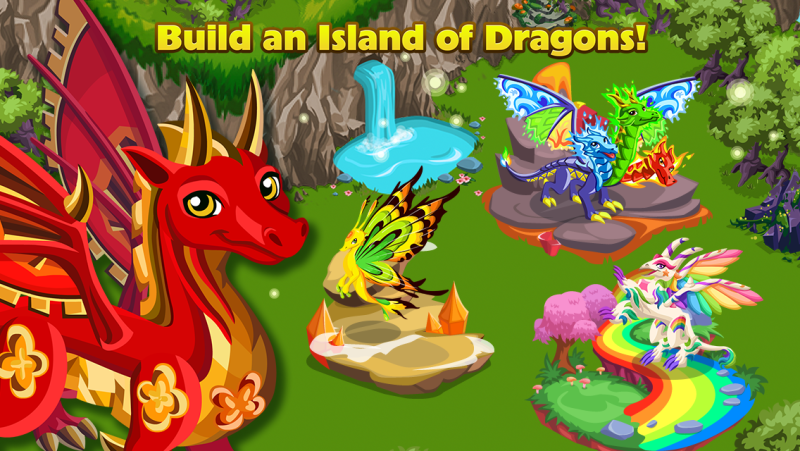 Storm8 – Dragon Story