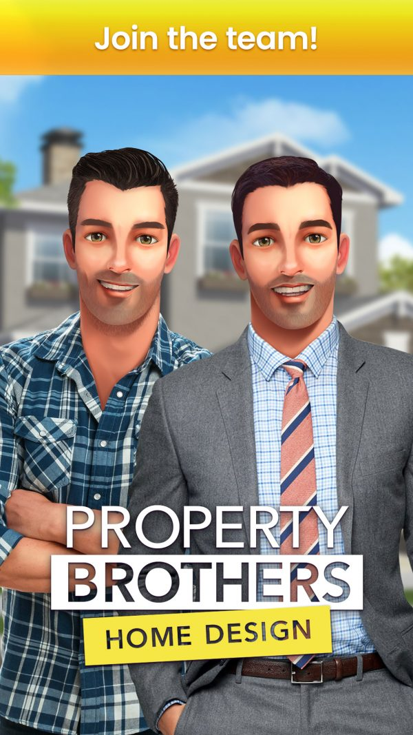 Storm8 Property Brothers Home Design